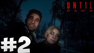 Until Dawn. Прохождение. Часть 2 (Секс поход)
