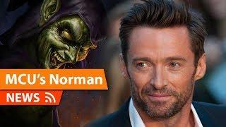 Hugh Jackman rumored for MCU Norman Osborn