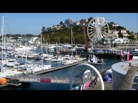 (HD) Torbay. Steam and Boats. By Geoff Lewis. 20/21st June 2015.
