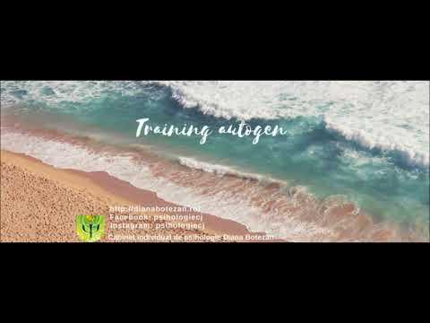 Training autogen (exercițiu de relaxare)