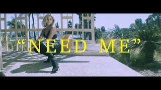 UpsideDown - Need Me (Ft. Rhea Raj & Happy Singh) [Official Music Video]