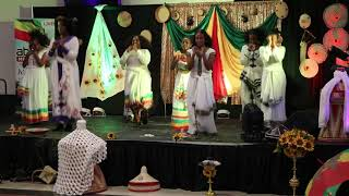 Oromo Music as performed on stage at Ethiopian new Year Boston