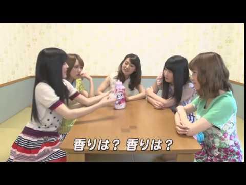 花王 フレグランスニュービーズ AKB48が香りを体験