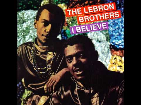 Lebron Brothers - Can't Turn It Back On