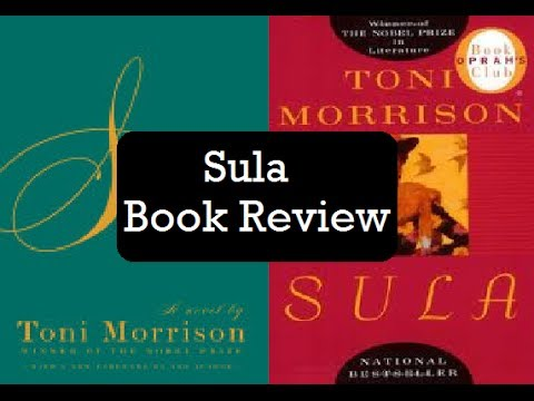 Sula by Toni Morrison - PDF free download eBook