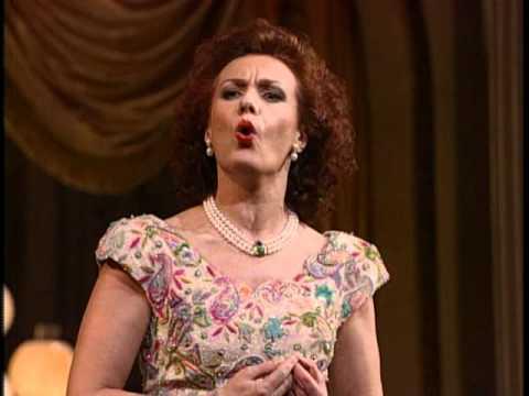 Wie lachend sie mir Lieder singen (Tristan und Isolde) - Waldraud Meier
