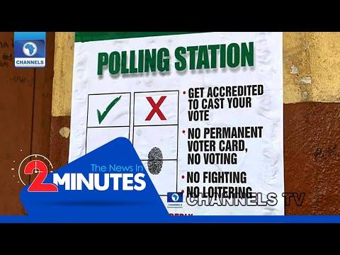 Recap: Local Government Elections Hold In Lagos, Ogun