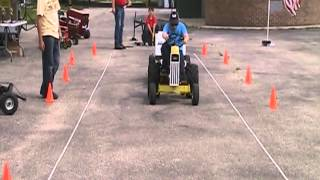 D & M Events Pedal Powered Fun, Pedal Tractor Pulls For Kids Through Adults