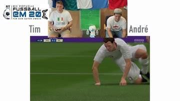 Virtuelle Fußball-EM, Gruppe E: Polen - Irland