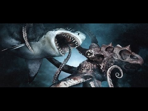 Mega Shark vs Giant Octopus Trailer