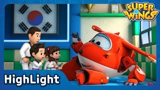 Family Time | SuperWings Highlight | S1 EP26