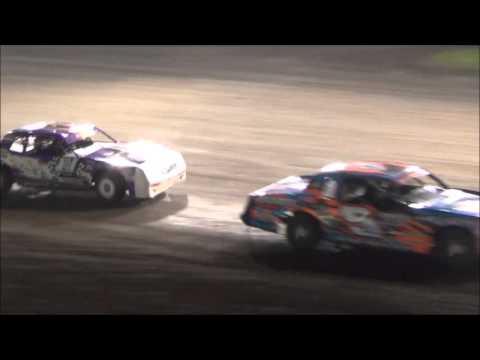Jay Schmidt/Tyler Pickett - Boone Speedway 4/23/16 - A-Main