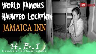HBI HAUNTED BRITAIN INVESTIGATIONS - JAMAICA INN PARANORMAL INVESTIGATION