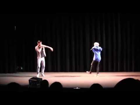 Peter Choi & Ji Hwang - Beat Boxing Medley