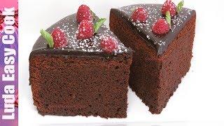 МЕГА ШОКОЛАДНЫЙ ТОРТ Мечта ВСЕХ СЛАДКОЕЖЕК / How to Make Easy Chocolate Cake / LÀM BÁNH SOCOLA