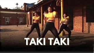 TAKI TAKI - DJ Snake, Cardi B, Ozuna & Selena Gomez | Arushi Chawla Choreography | Punjabi Fusion