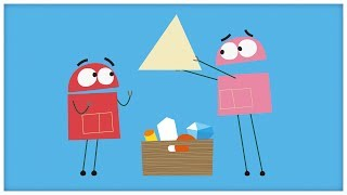 triangles songs about shapes by storybots i m a triangle