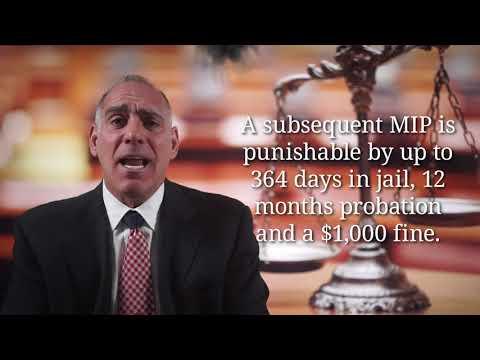 "226) ""MIP"" / ""Minor in Possession"" Penalties FL? ~ #HaberPA Miami Criminal Defense DUI Lawyer"