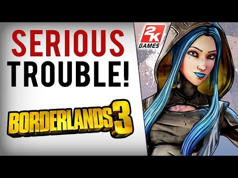 Borderlands 3 Fans Angry, Publisher Files 112 False Copyright Strikes Against Youtuber SupMatto! thumbnail
