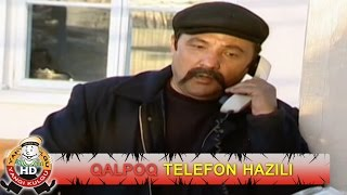 Qalpoq - Telefon hazili | Калпок - Телефон хазили (hajviy ko