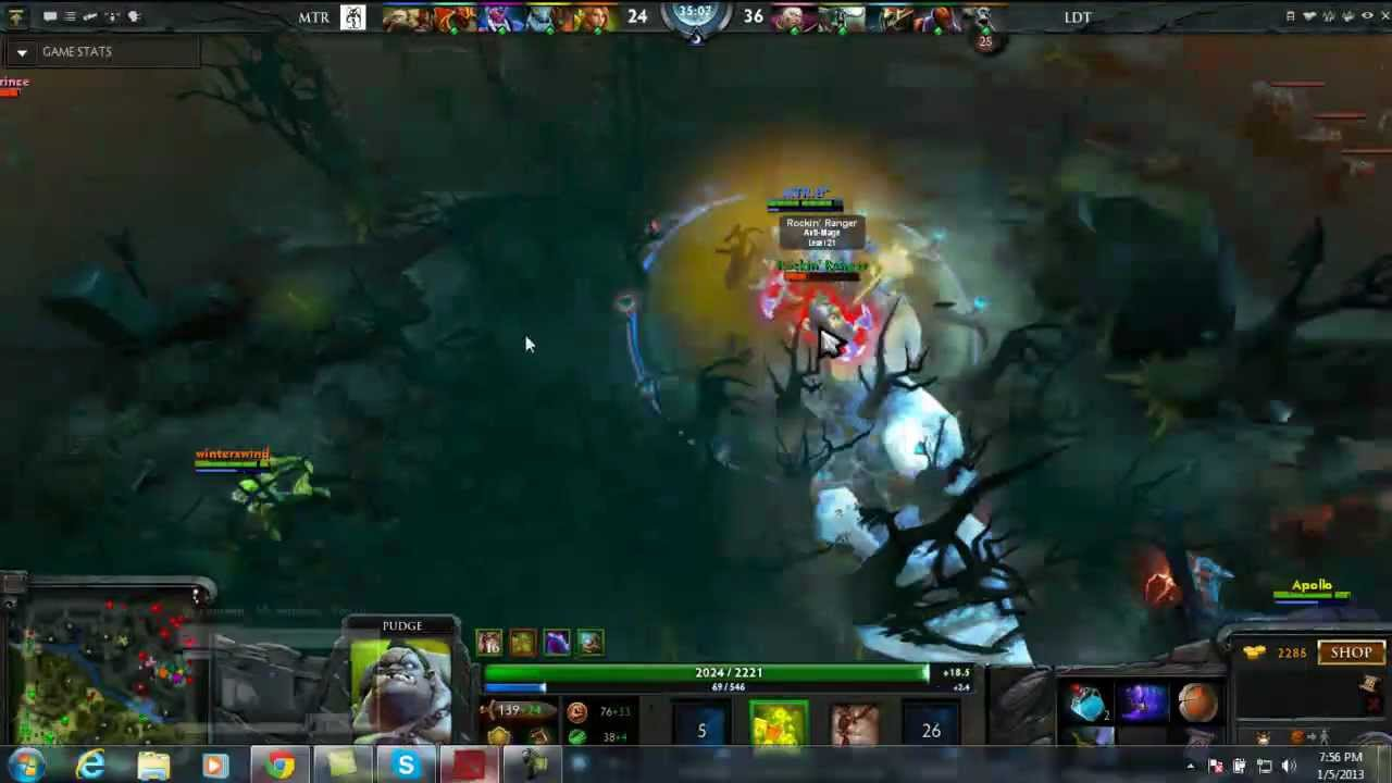 dota 2 pro pudge hooks by youtube