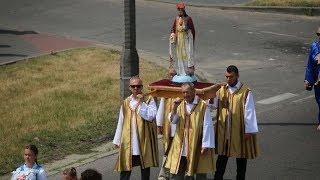 Boże Ciało w parafii pw. Zbawiciela Świata w Ostrołęce