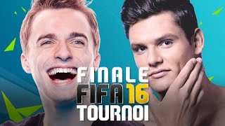FINALE TOURNOI FIFA 16
