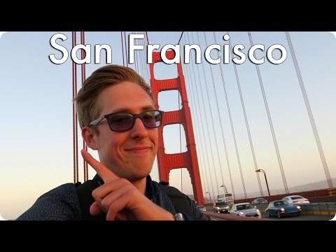 San Francisco Travel Guide! | Evan Edinger Travel Vlog