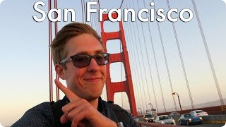 San Francisco Travel Guide! | Evan Edinger Travel Vlog(I spent the whole day exploring San Francisco and even got to hike across the Golden Gate Bridge at sunset! :) ▻SUBSCRIBE for new videos every week!, 2016-07-15T17:21:59.000Z)