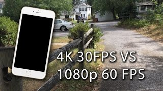 Download iPhone 6s - 1080p at 60fps Vs 4K at 30fps MP3 song and Music Video
