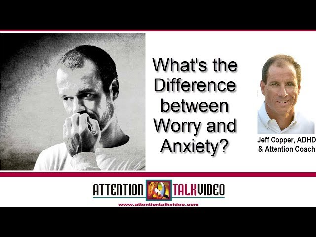 ADHD: Worry and Anxiety Insights