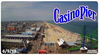 Video Casino Pier / Seaside Screams Vlog - 6/9/18 download MP3, 3GP, MP4, WEBM, AVI, FLV Oktober 2018