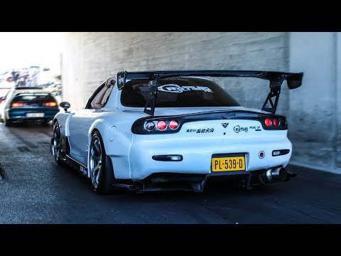 Best Of JDM Car Sounds 2018