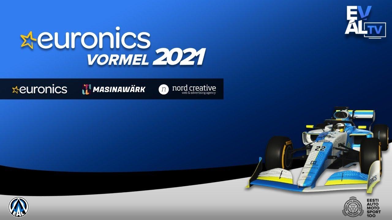 2021 Euronics Vormel: 2. Etapp - Portimao B-FInaal (ilma kommentaatoriteta)