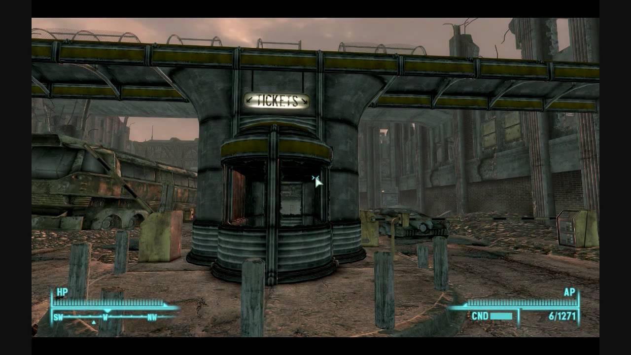Fallout 3 Skill Books - Medicine part1of2 - YouTube