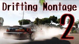 Forza Horizon 2 Drift Montage 2