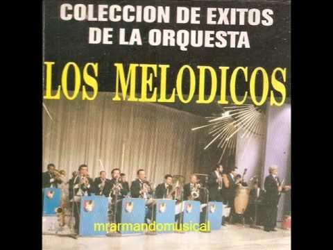 1995 - COLECCIÓN DE ÉXITOS DE LOS MELÓDICOS - 17 TEMAS.-