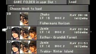 Final Fantasy VIII Walkthrough Part 69   Chocobo World Guide480p H 264 AAC