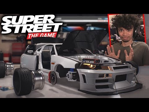 Super Street The Game GAMEPLAY… BAD NEWS!