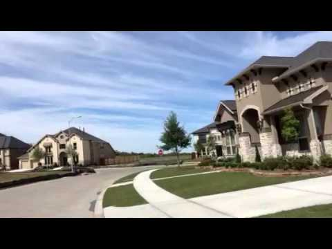 New Homes in Cane Island Katy TX