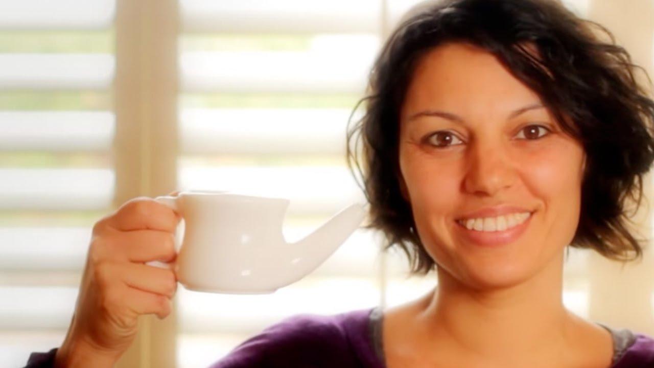 Health Benefits of Nasal Rinsing (Neti Pot) | Banyan Botanicals
