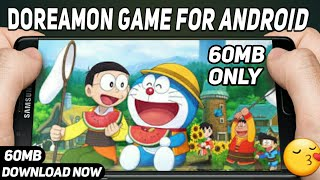 (60MB) How to Download Doreamon Game on Android | in Hindi
