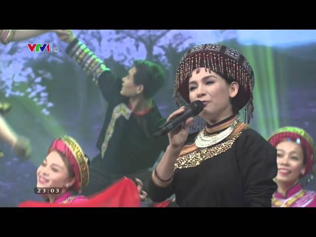 GẶP NHAU GIỮA RỪNG MƠ - PHI NHUNG | GẶP GỠ VTV | 31/12/2015