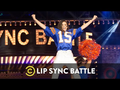 Lip Sync Battle - Nina Dobrev