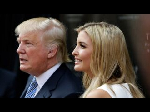 Eric Trump on scrutiny over Ivanka Trump's role in White House