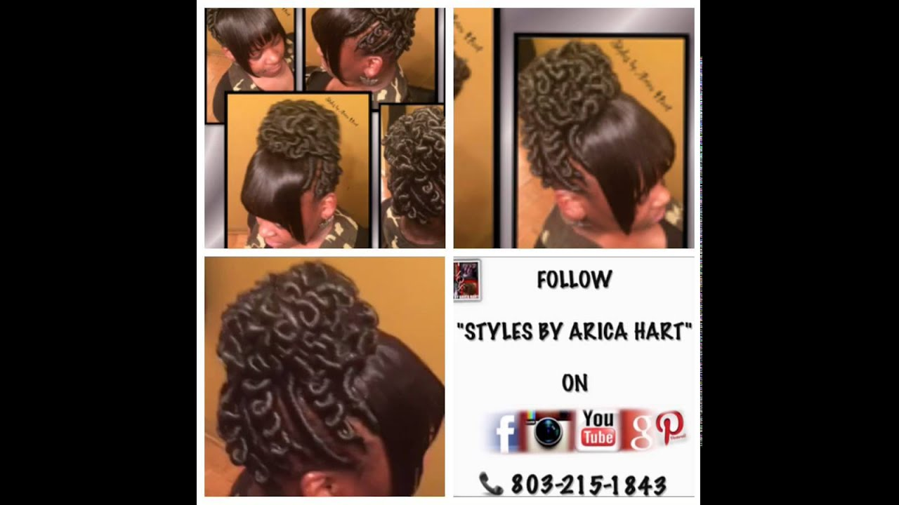 stuffed twist hair styles arica