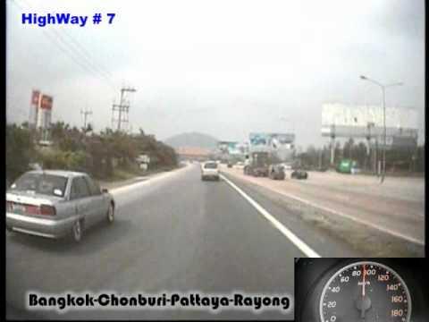 Moterway กรุงเทพ-ชลบุรี-พัทยา 2/3 Bkk to Pattaya