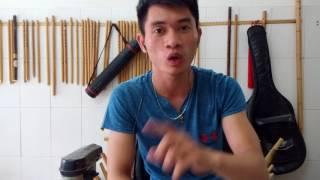 Hướng dẫn Thổi sáo  : Despacito - Thắm sáo ( Phần 1 )