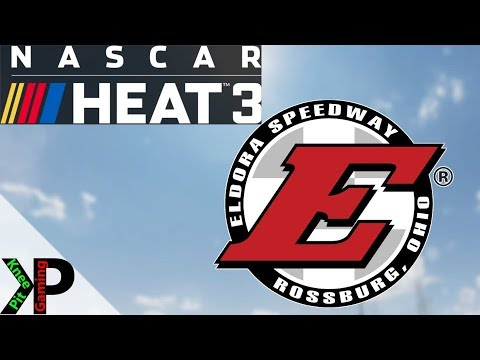 NASCAR Heat 3 - Eldora Speedway Setup for Xtreme Dirt Tour