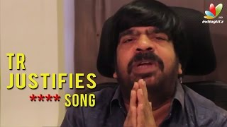 T Rajendar's humble and emotional speech on Beep Song Controversy   Simbu, Anirudh   Interview
